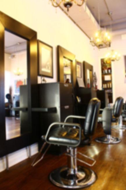 Fluid3 Salon Ottawa Interior