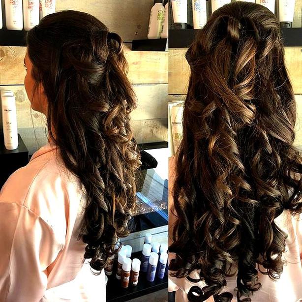 Long Romantic Curls