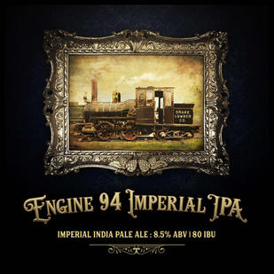 Engine 94 Imperial IPA