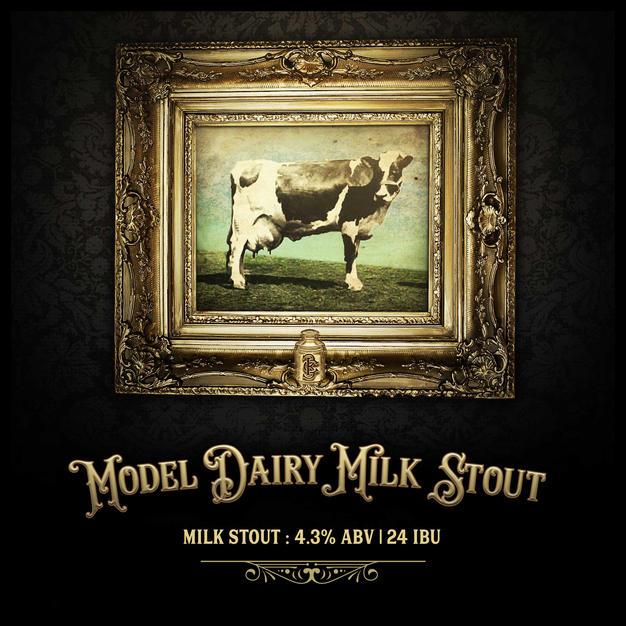 Model Dairy Milk Stout