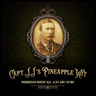 Capt. JJ's Pineapple Wit