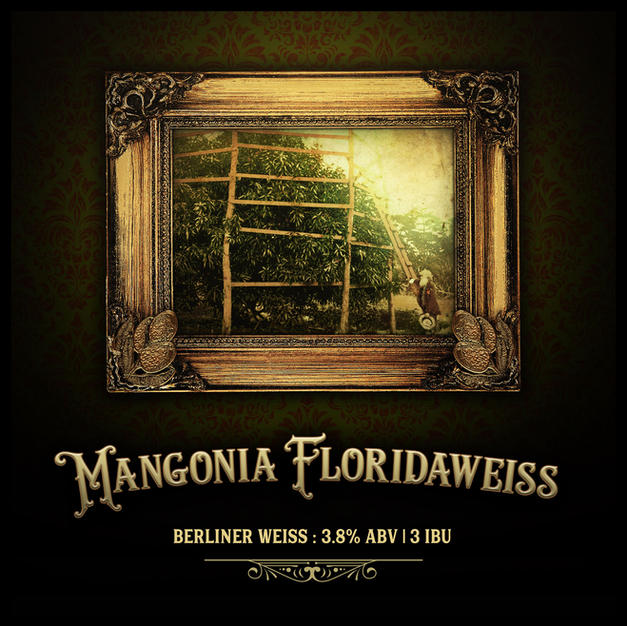 Mangonia Floridaweiss