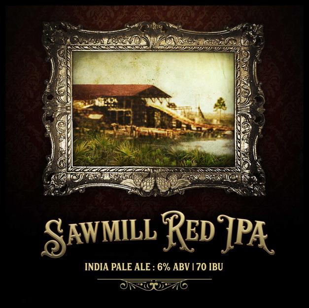 Sawmill Red IPA