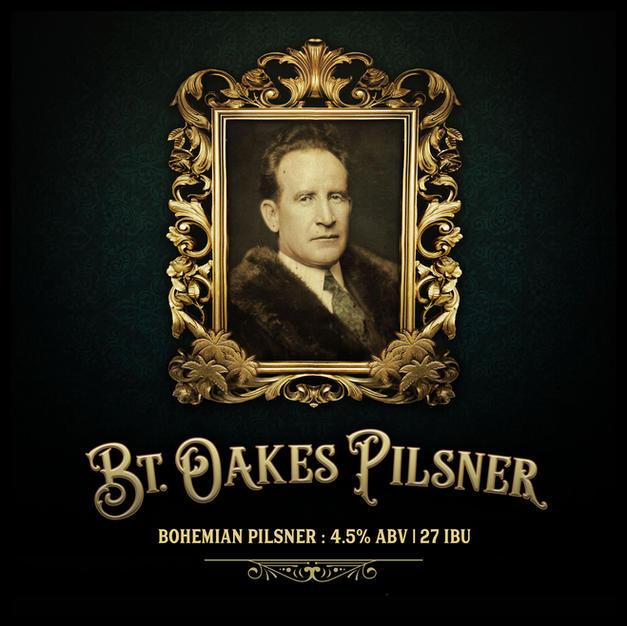 Bt. Oakes Pilsner