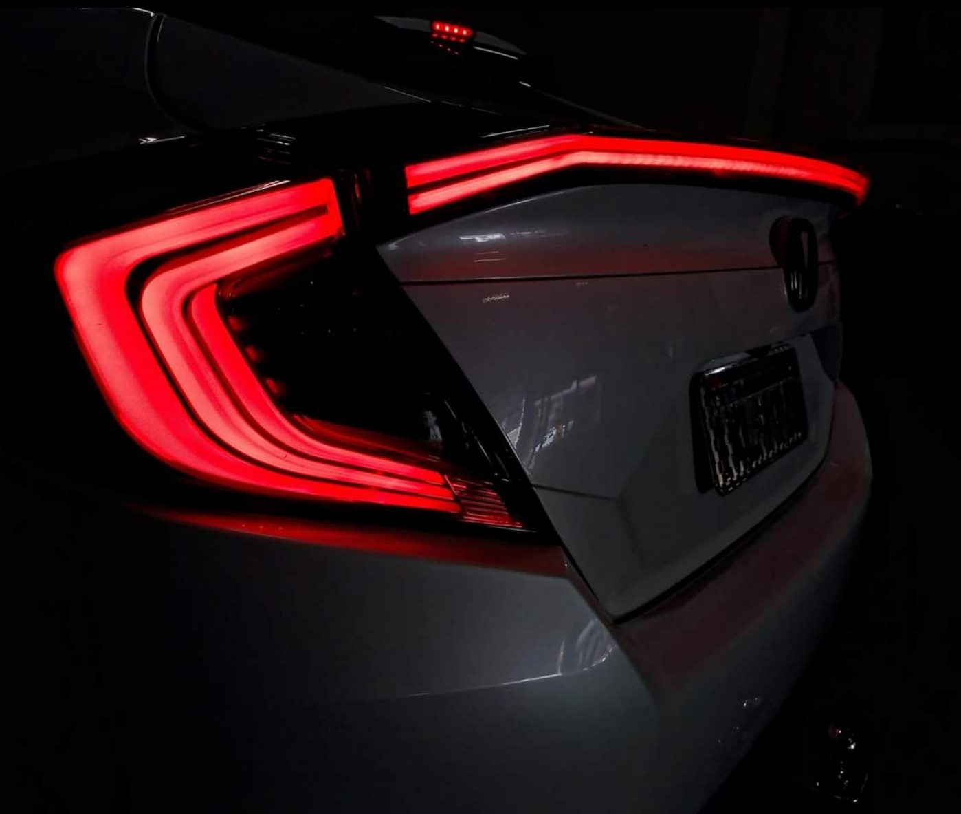 Lanterna LED CIVIC