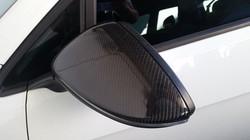 Mirror Cover Carbon Golf Tsi