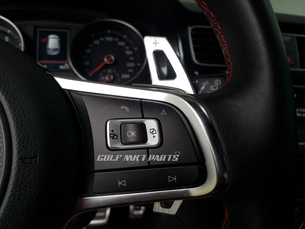 extensor paddle shift golf gti