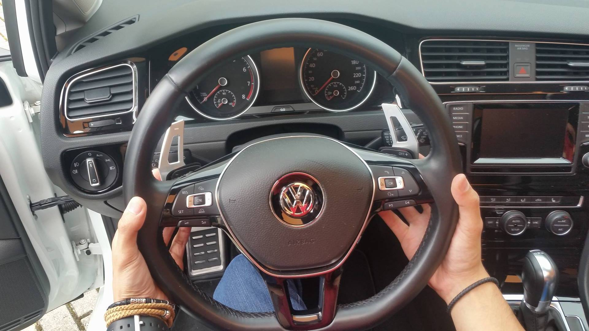 Extensores Paddle Shift GOLF TSI GTI