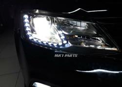 Farol LED Jetta