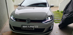 Farol LED Golf mk7.5