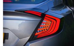 Lanterna LED Civic b10