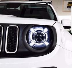 Farol LED Jeep Renegade