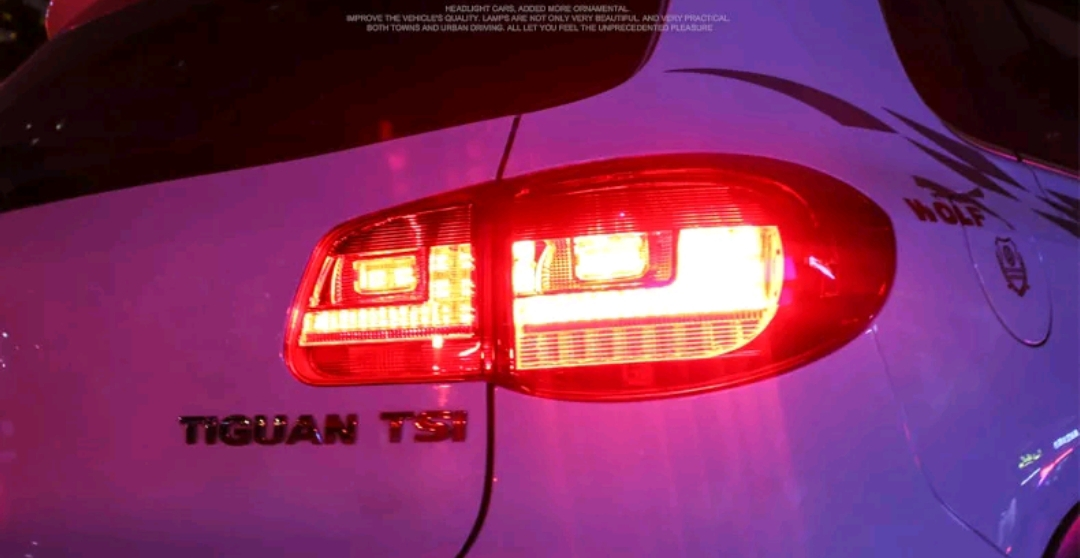 Lanterna LED Tiguan