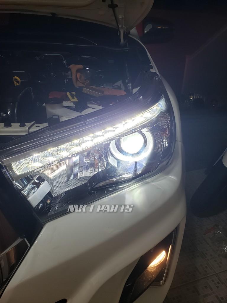 Farol LED Hilux