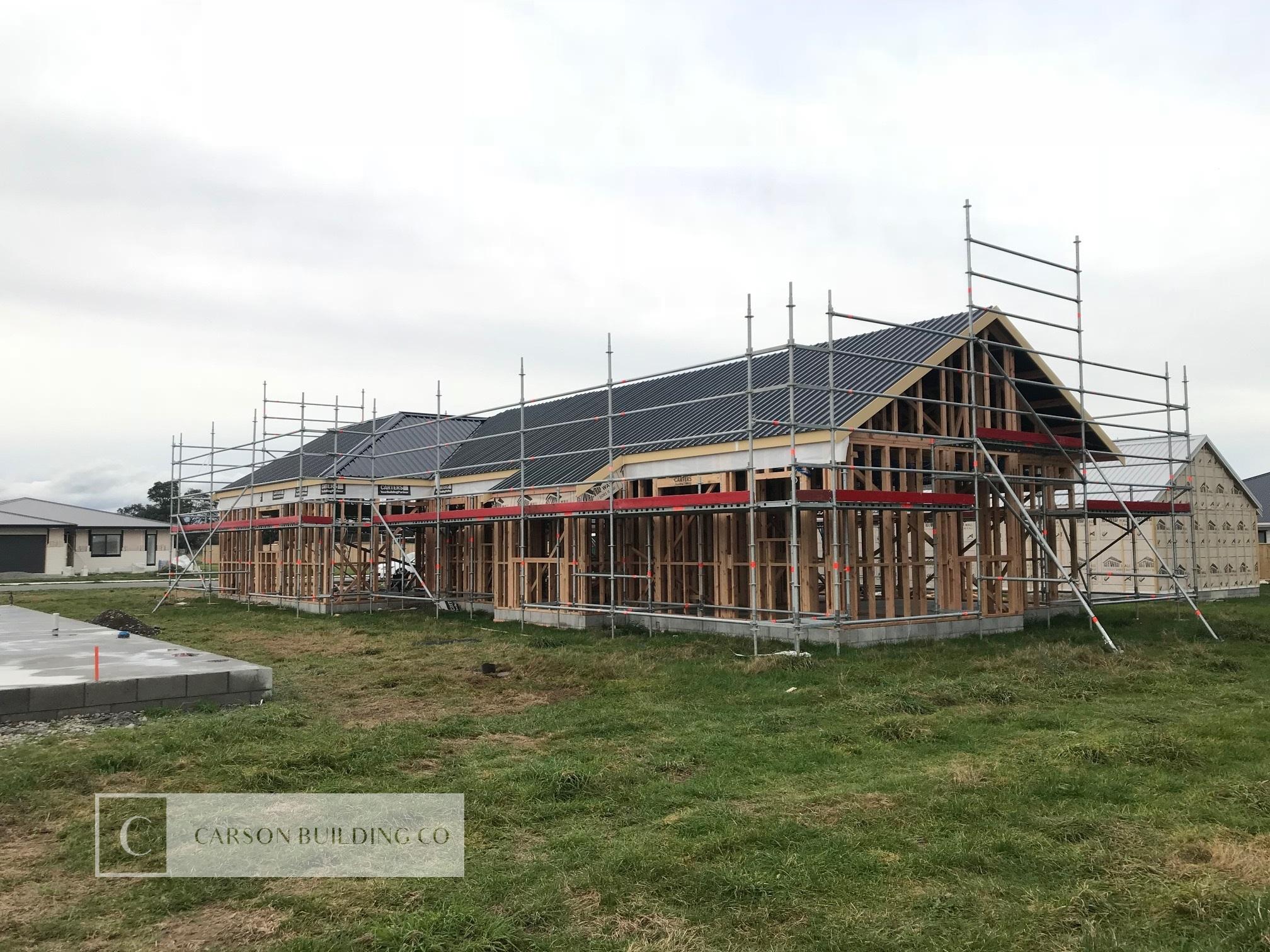 | Carson Building Co | Craigmillar House |