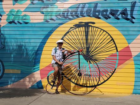 Enjoy a Bicycle Picnic