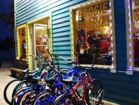 Begin Your Tour at Salt Water Gift Shop