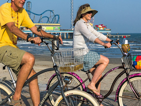Tour the Sites and Sounds of Galveston Island.