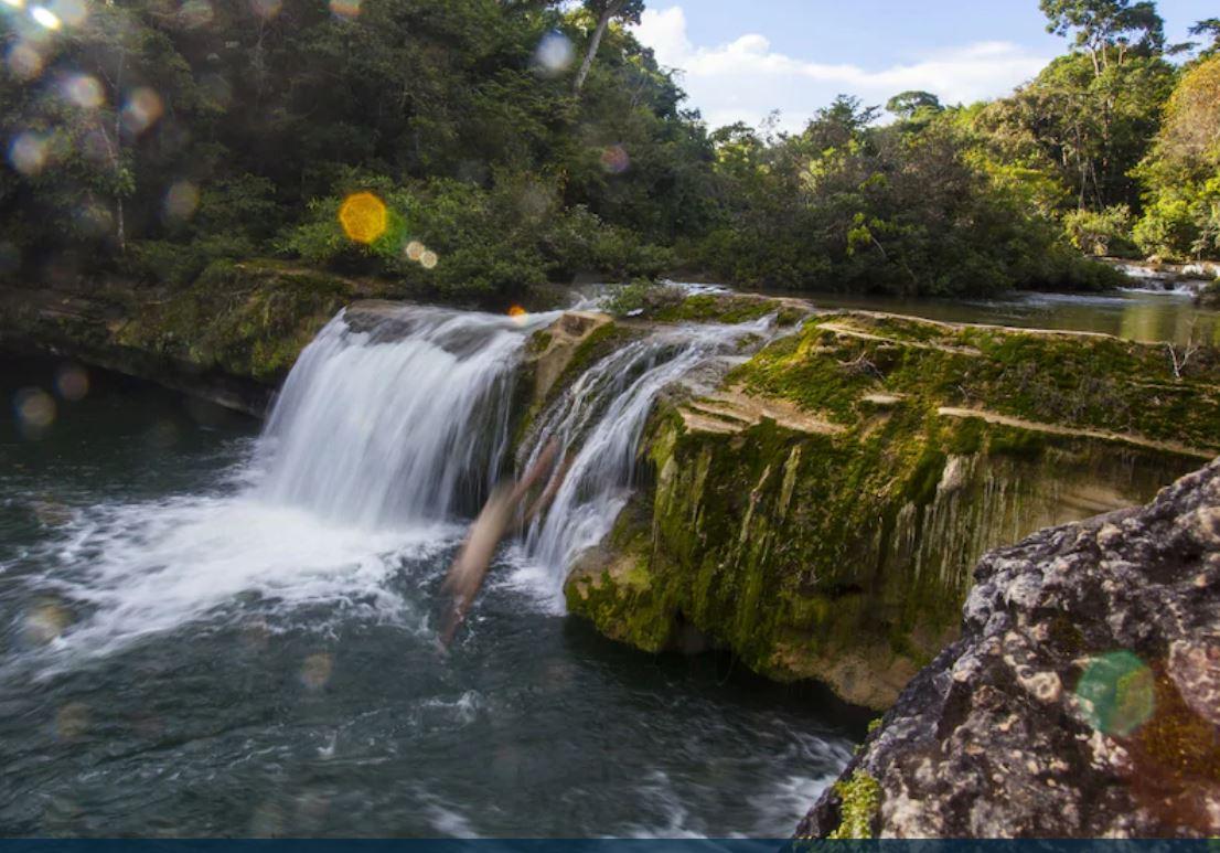 belize falls