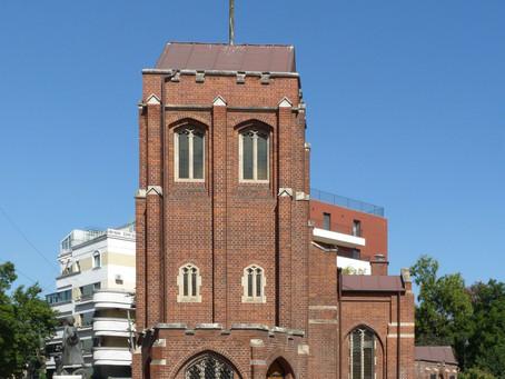 Գիտե՞ք, թե,,, Անգլիկան եկեղեցին