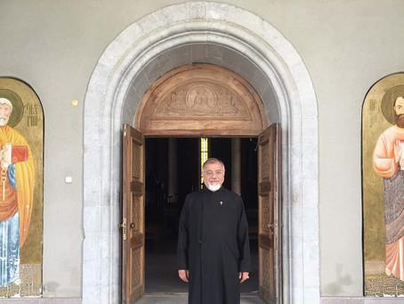 Անկեղծ զրույց Վերին Արտաշատի Ս. Աստվածածին եկեղեցու հոգևոր հովիվ՝ Տ. Մխիթար քահանա Ալոյանի հետ