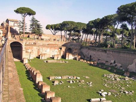 Գիտե՞ք, թե,,,                                                Պալատինի բլուր – Հին Հռոմի սիրտը