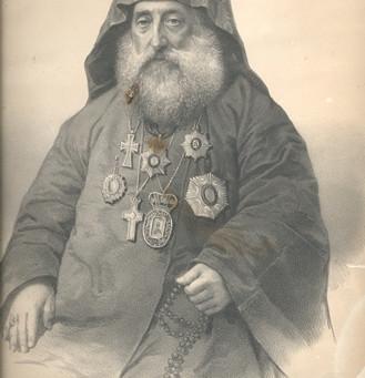 Գիտե՞ք, թե,,, 1858 թ.-ի այս օրը Մատթեոս Ա. կոստանդնուպոլսեցին ընտրվել է Ամենայն Հայոց կաթողիկոս
