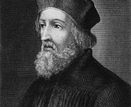 Գիտե՞ք, թե,,, 1415 թ. այս օրը Յան Հուսին այրեցին խարույկի վրա
