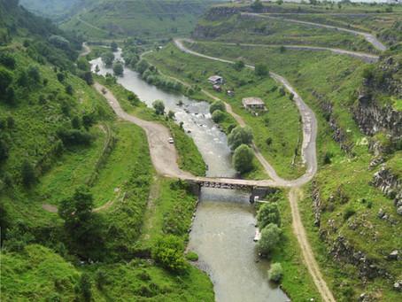 Գիտե՞ք, թե,,, Դեբեդ գետը