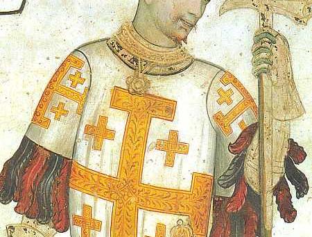 Գիտե՞ք, թե,,, 1099 թ. Երուսաղեմի թագավորության ղեկավար դարձավ Գոդֆրուա Բուլյոնցին