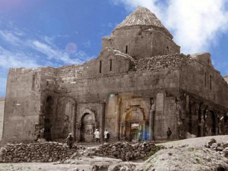 Գիտե՞ք, թե,,, Պատմամշակութային հուշարձանների վիճակը Արևմտյան Հայաստանում