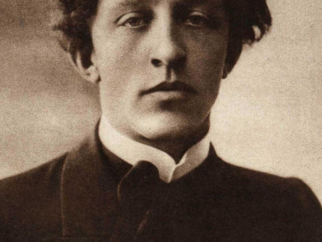 Ալեքսանդր Բլոկ «Ծովի երգը»