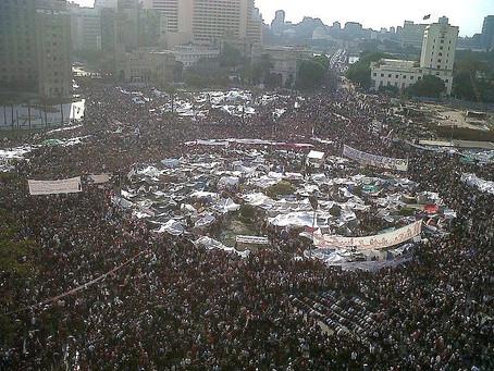 Գիտե՞ք, թե,,, Եգիպտոսի հեղափոխությունը