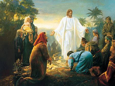 Մեծ Պահքի 42-րդ օրվա խորհուրդը