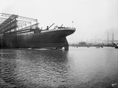 Գիտե՞ք, թե,,, «Տիտանիկ»-ը խորտակվել է 1912 թ. ապրիլի 14-ին