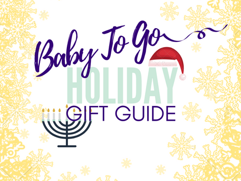 2018 Holiday Gift Guide for New Moms