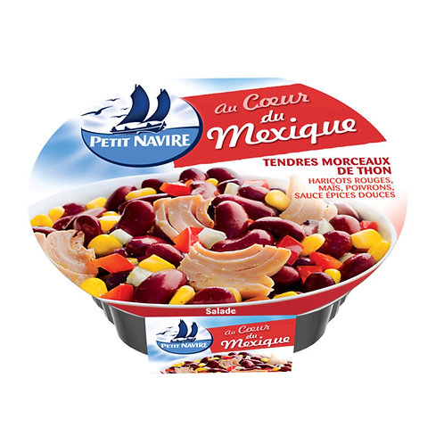 Salade mexicaine 220g - PETIT NAVIRE