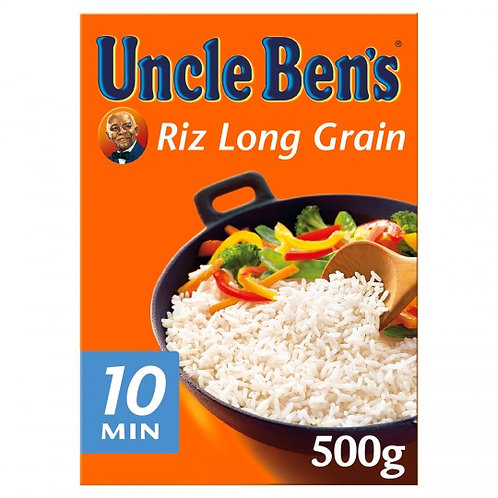 Riz Long Grain 500g - UNCLE BENS