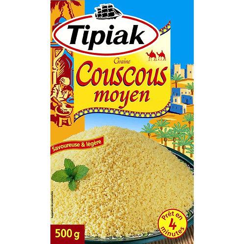 Couscous moyen 500g - TIPIAK