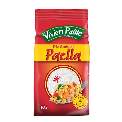 Riz spécial paëlla 1kg - VIVIEN PAILLE