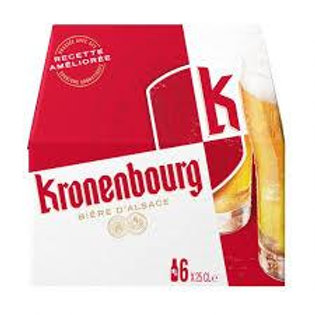 PACK KRONENBOURG 6X25 CL