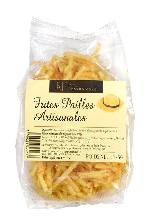 Frites Pailles Artisanales
