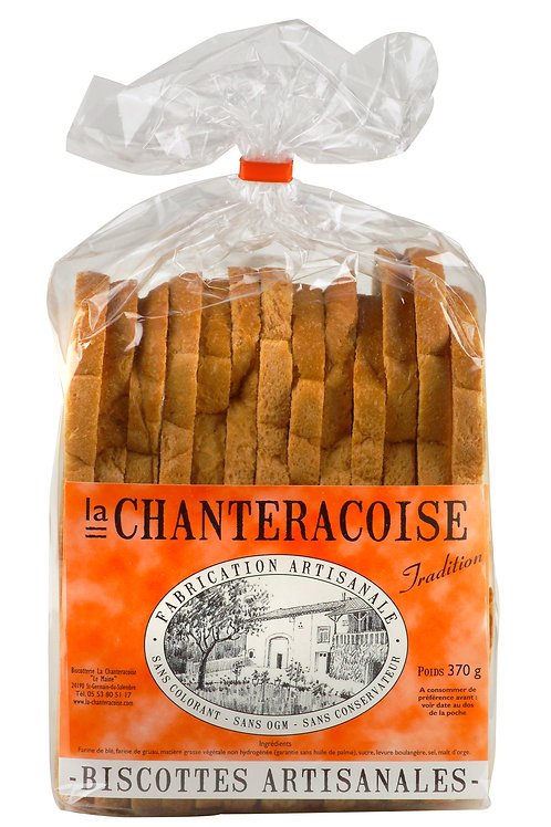 BISCOTTES ARTISANALES TRADITION