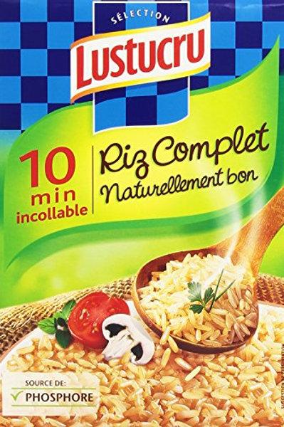 Riz Complet 450g - LUSTUCRU
