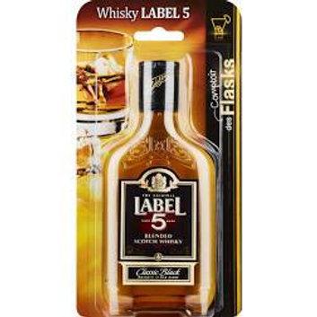FLASKS LABEL 5 20CL