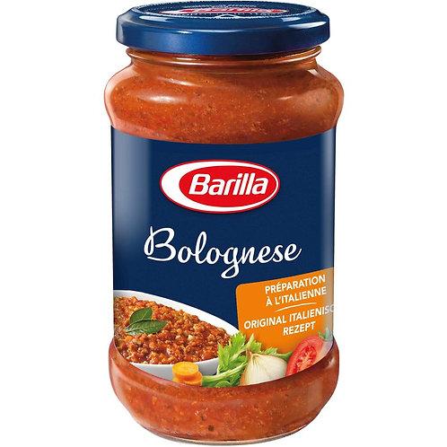 Sauce bolognaise préparation à l'italienne 400g - BARILLA