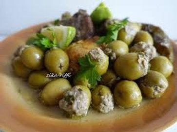 grecques farcies anchois frais