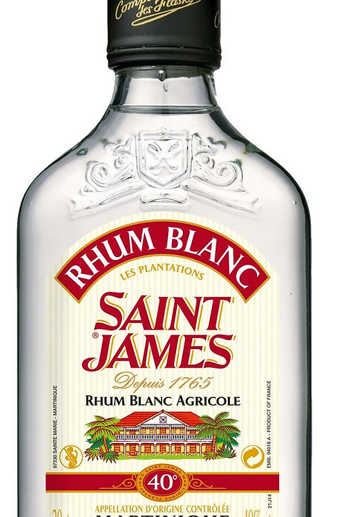 FLASKS RHUM BLANC 20CL