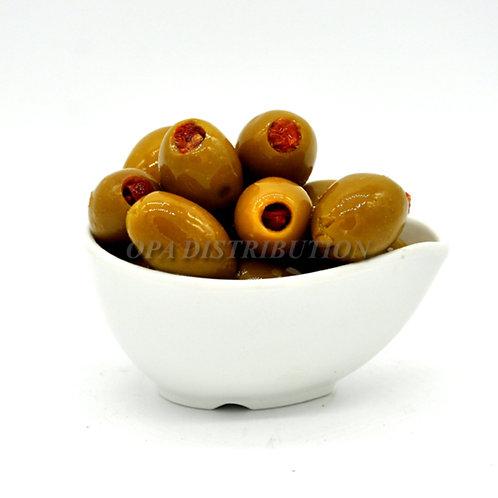 Olives grecques farcies Tomate séchée