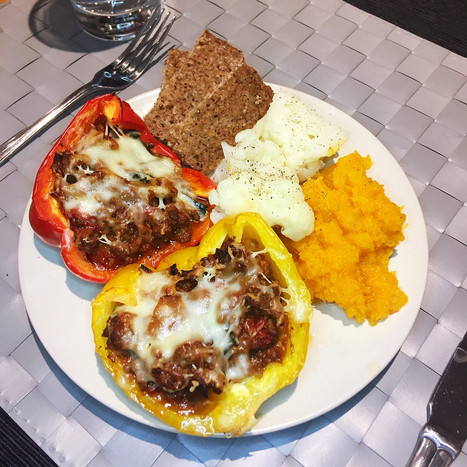 Judy's Roasted Peppers